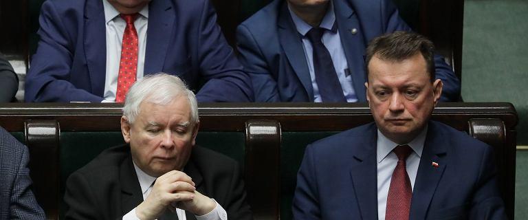 """PiS wymienił prezesa Poczty Polskiej. """"Bliski współpracownik Błaszczaka"""""""