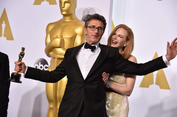 Pawel Pawlikowski, Nicole Kidman