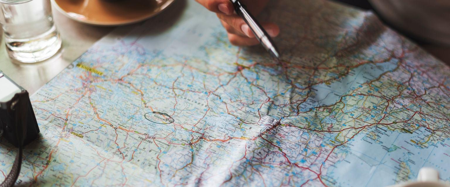Kim są współcześni nomadzi? (fot. pexels.com)