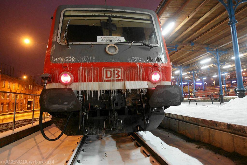 Pociąg kolei niemieckiej