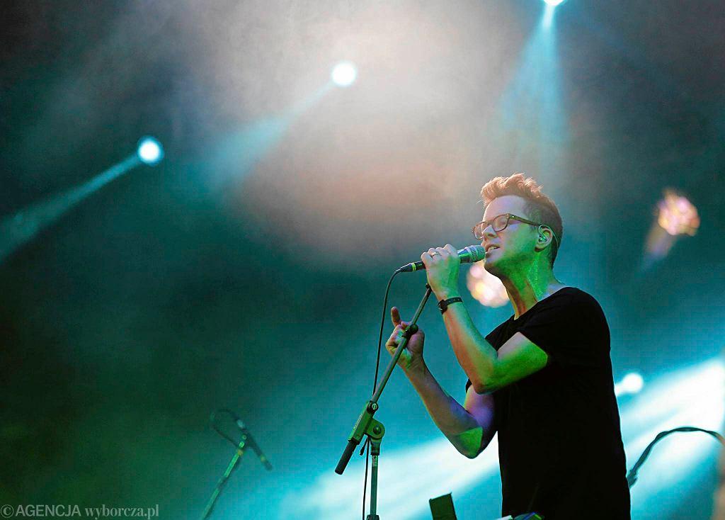 OFF Festival 2015. Son Lux / DAWID CHALIMONIUK