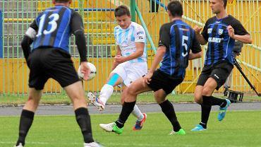 Wrześniowy mecz Stomil - Zawisza 0:5