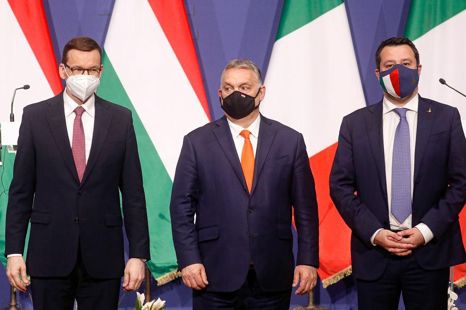 https://bi.im-g.pl/im/de/b2/19/z26946270V,Od-lewej--premier-Mateusz-Morawiecki--Premier-Wegi.jpg