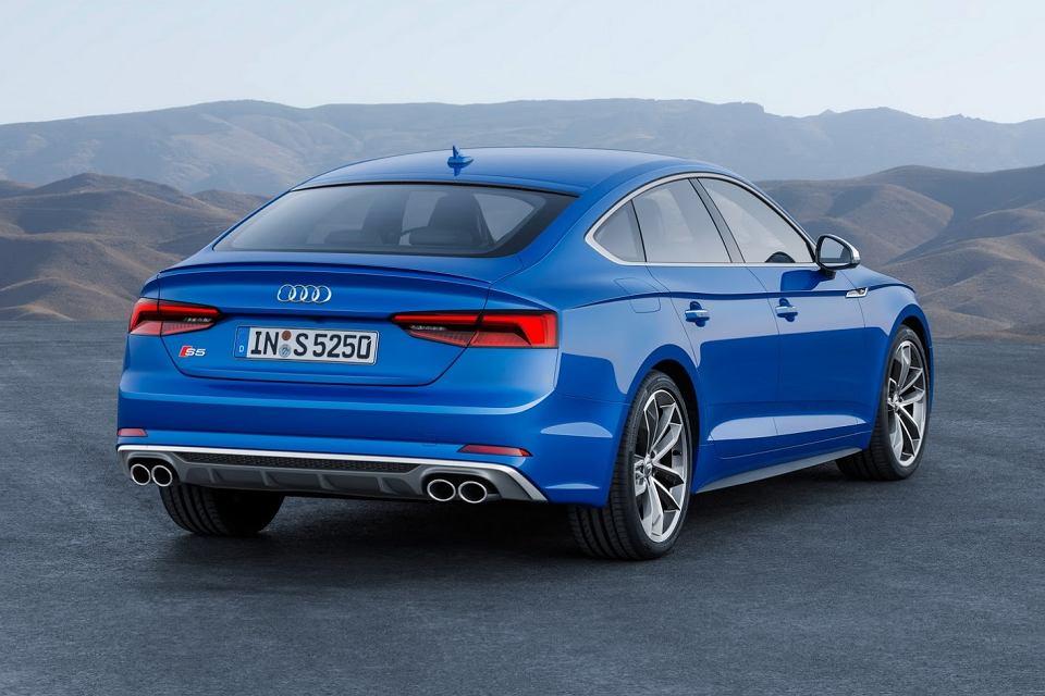 Audi S5 Sporback