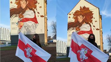 Wrocławska aktywistka na rzecz Białorusi Inna Shulga opowiada o sytuacji w jej kraju
