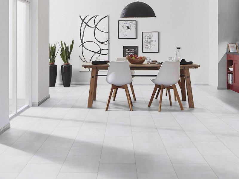 Panele podłogowe do łazienki i kuchni Krono Xonic Streeetwise.