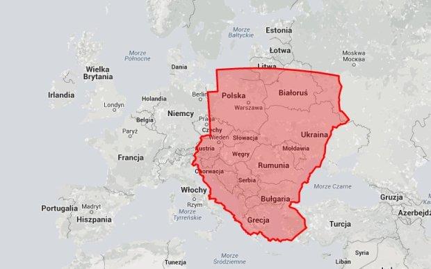 Wiekszosc Map Swiata Cie Oklamuje Dlaczego Nic Nie Wyjasni Tego