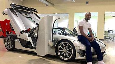 Floyd Mayweather i Koenigsegg CCXR Trevita