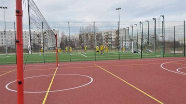 Nowe boiska powstaną przy PSP nr 2 i liceum Traugutta