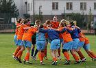 Derby Trójmiasta w piłce nożnej kobiet dla Checzy [ZDJĘCIA]