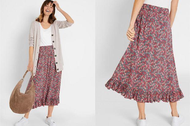 modne spódnice dla kobiet po 50