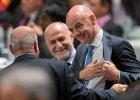 Gianni Infantino zastąpił Blattera. Nowy mistrz ceremonii FIFA