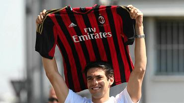 Kaka nowym piłkarzem AC Milan