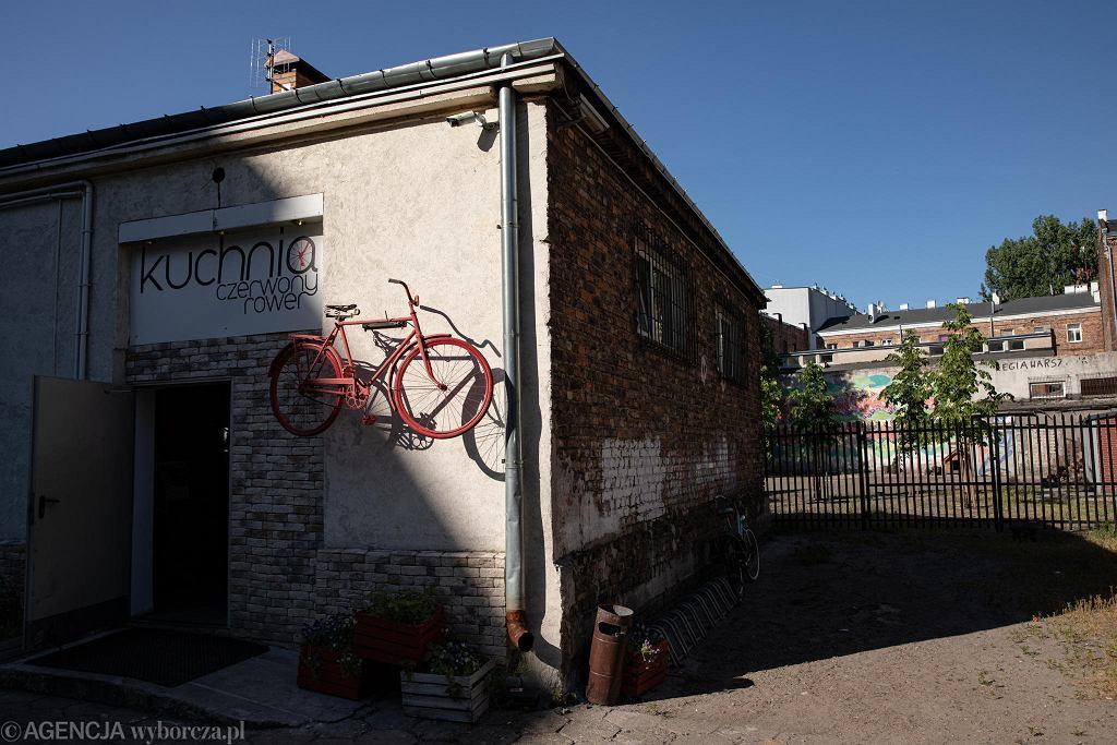 Kuchnia Czerwony Rower świętuje 4. urodziny / DAWID ŻUCHOWICZ