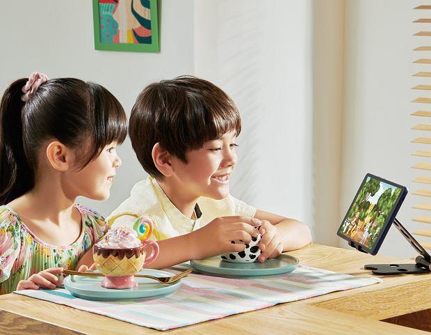 Tablet nie tylko do zabawy, ale i nauki. Co powinien zawierać model dla dziecka?