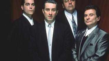 """""""Chłopcy z ferajny"""", reż. Martin Scorsese"""