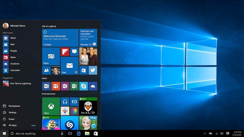 Microsoft odświeża Windowsa i porzuca ikony z lat 90. Zmienia też czcionkę