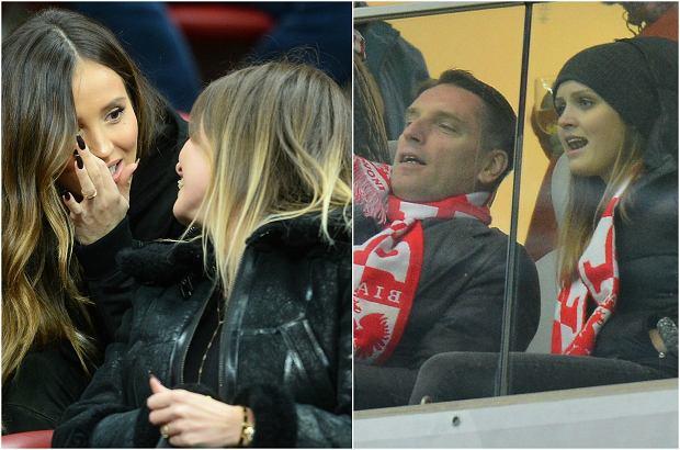 Zdjęcie numer 0 w galerii - Anna Lewandowska nie zasiadła na trybunach obok Mariny i Sary. Powód jest inny, niż myślicie. Kto jeszcze był na meczu?
