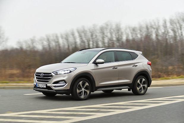 Hyundai Tucson 2.0 CRDi