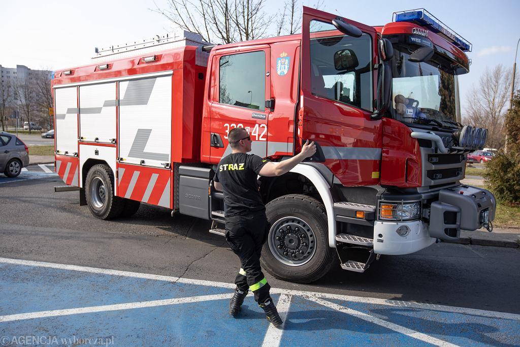 W ramach RBO 2021 do realizacji zostało wybranych kilka projektów zgłoszonych przez strażaków - ochotników . Zdjęcie ilustracyjne