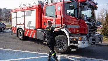 Wozy strażackie dla OSP można łatwo zdobyć w RBO. Zdjęcie ilustracyjne