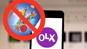 Lody Ekipa zakazane na OLX