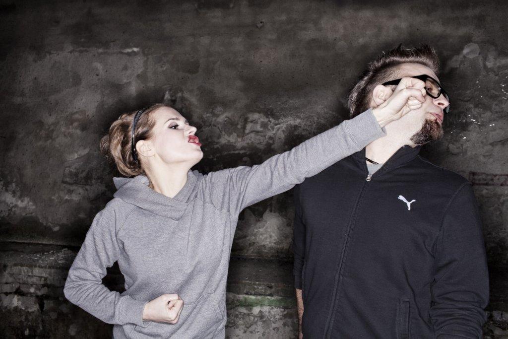 Natalia Grosiak i Dawid Korbaczyński z Mikromusic - ostatnio przeprowadzili (z sukcesem) zrzutkę na swój teledysk w sieci