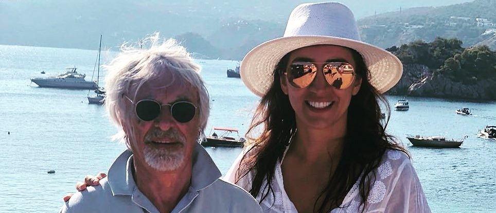 89-letni Bernie Ecclestone został ojcem!