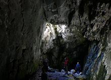 Akcja ratownicza TOPR w Jaskini Wielkiej Śnieżnej