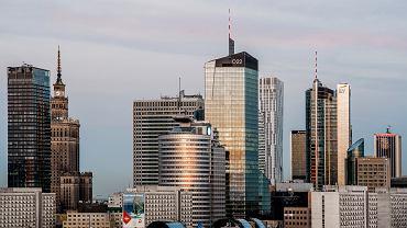 Wieżowiec Q22 to czwarty co do wysokości budynek Warszawy