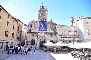 """To chorwacki """"mały Rzym"""". 4 powody, dla których warto odwiedzić Zadar tego lata"""