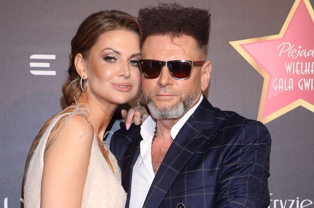 Krzysztof Rutkowski i Maja Rutkowski
