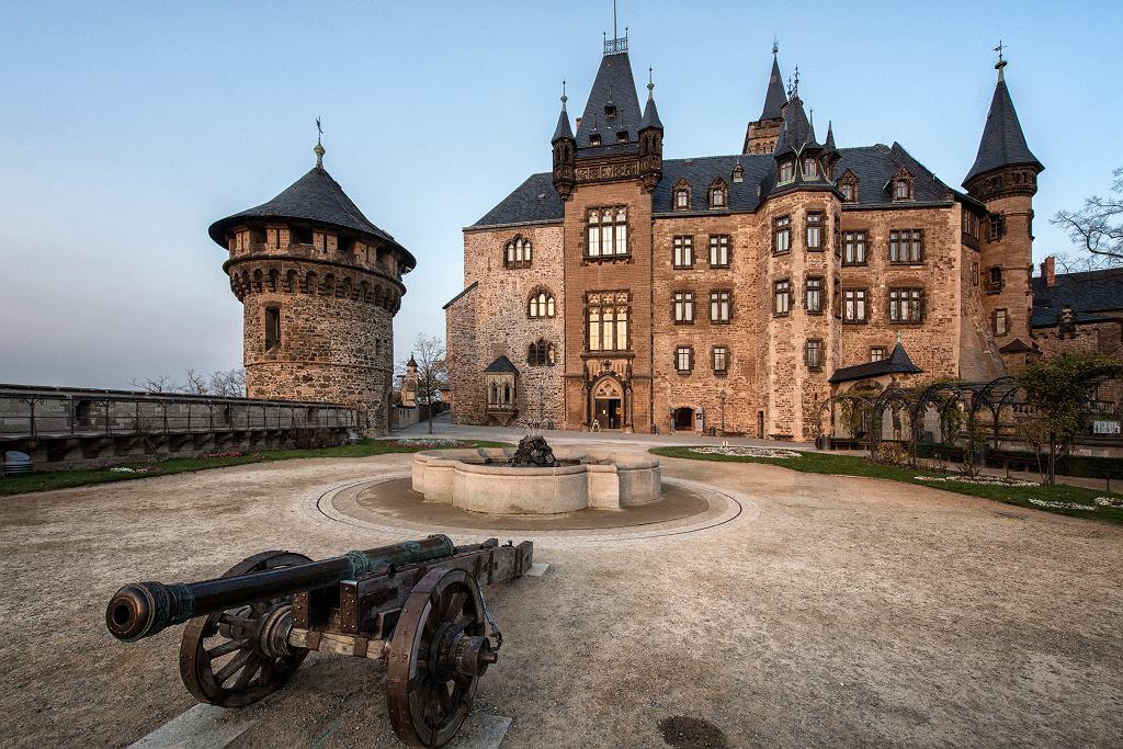 Zamek Wernigerode