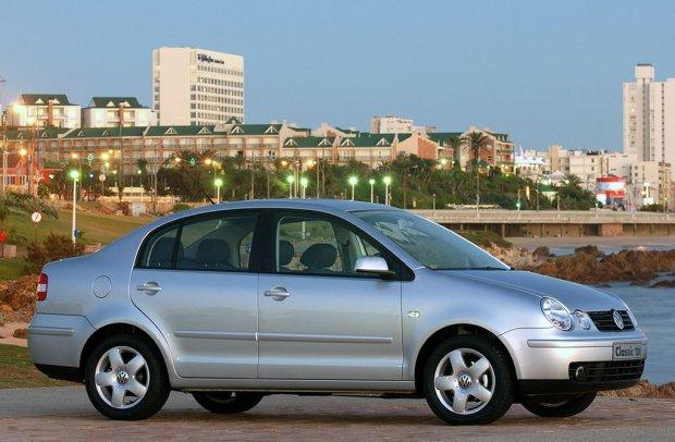 Volkswagen Polo IV Classic