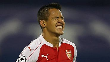 Dinamo - Arsenal 2:1. Alexis Sanchez