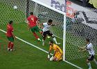 Sześć goli i dwa samobóje w Niemcy - Portugalia! Mistrzowie Europy na kolanach