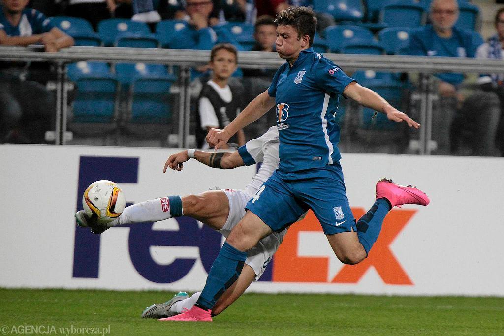 Lech Poznań - Belenenses 0:0