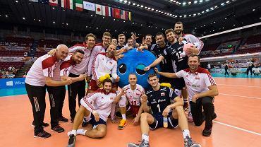Argentyna - Polska, Puchar Świata w siatkówce 2015