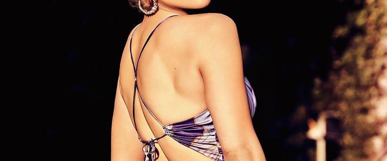 Sukienka na wesele: jaki materiał wybrać? Ta z jedwabiu jest przepiękna! Pokochała ją Jennifer Lopez