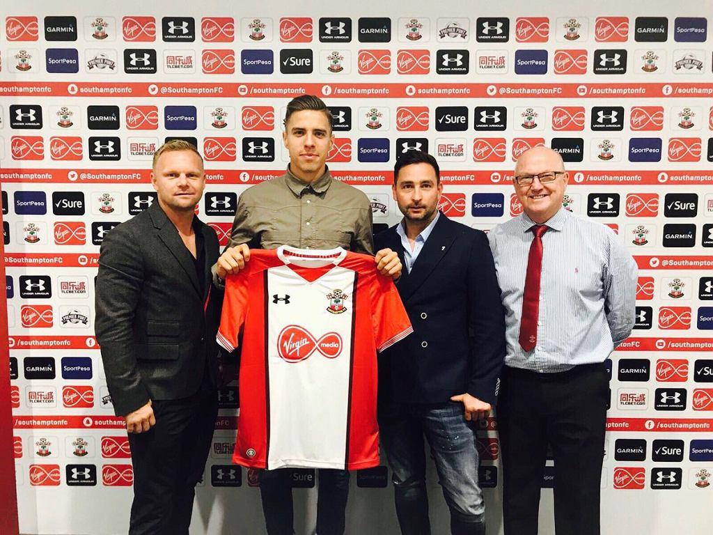 Jan Bednarek podpisał pięcioletni kontrakt z Southampton FC i stał się najdroższym piłkarzem w historii polskiej Ekstraklasy