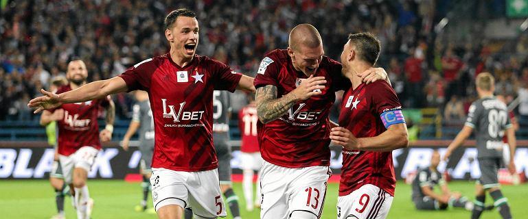Ekstraklasa. Wisła Kraków wygrywa z Wisłą Płock. Dwa gole Zdenka Ondraska