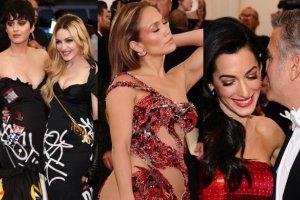 Największa impreza modowa świata za nami. W poniedziałkową noc w Metropolitan Museum of Art odbyła się Gala Met, nazywana również modowymi Oscarami. Bal organizowany przez naczelną amerykańskiej edycji Vogue'a przyciąga co roku największe nazwiska nie tylko branży odzieżowej, lecz również show-biznesu. W tym roku imprezę obecnością uświetniły najpopularniejsze nazwiska popkultury: Madonna, Beyonce, Kim Kardashian czy Rihanna. Ich kreacje wcześniej zatwierdzić musiała sama Anna Wintour. Jej wybory często są jednak kontrowersyjne. Zobaczcie, co miały na sobie gwiazdy.