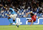 Napoli dobija Liverpool po koszmarnym błędzie van Dijka. Kontrowersyjny rzut karny