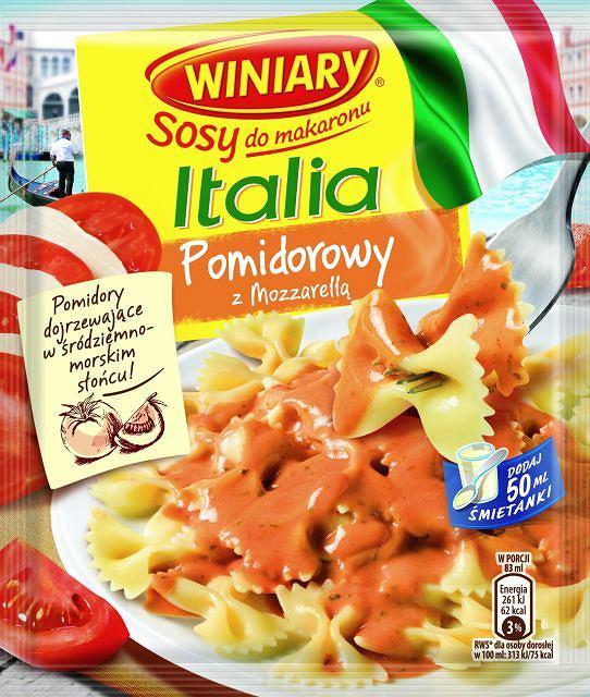 Winiary Sos włoski Pomidorowy z Mozzarellą