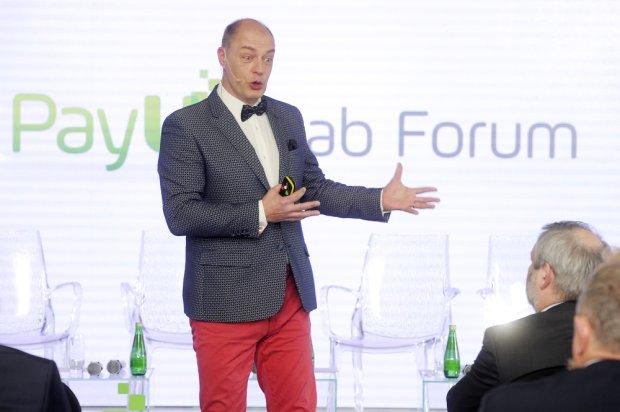 Linnar Viik pojawił się w Warszawie na konferencji organizowanej przez PayU