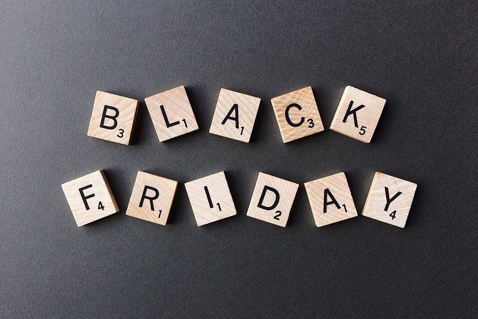 Black Friday w tym roku przypada na 23 listopada