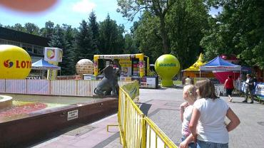 Miejsce startu V etapu Tour de Pologne (zdjęcia htc one x)