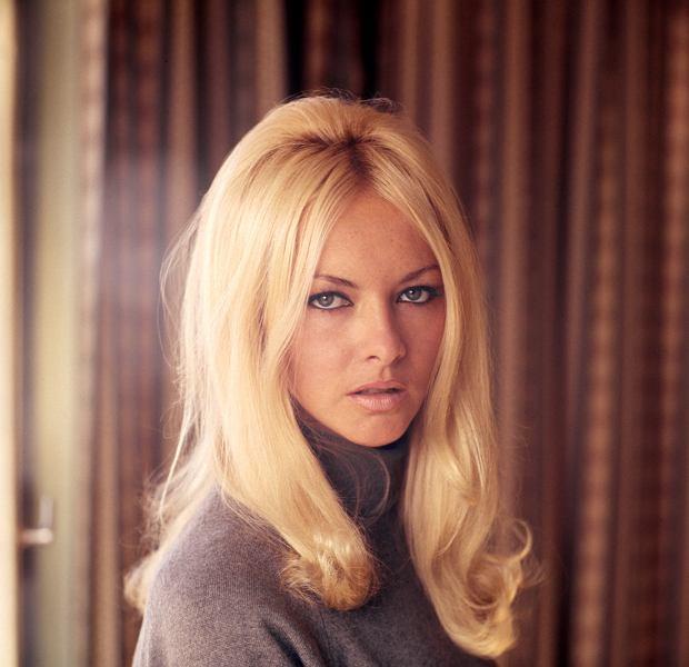 Barbara Brylska w latach 70.