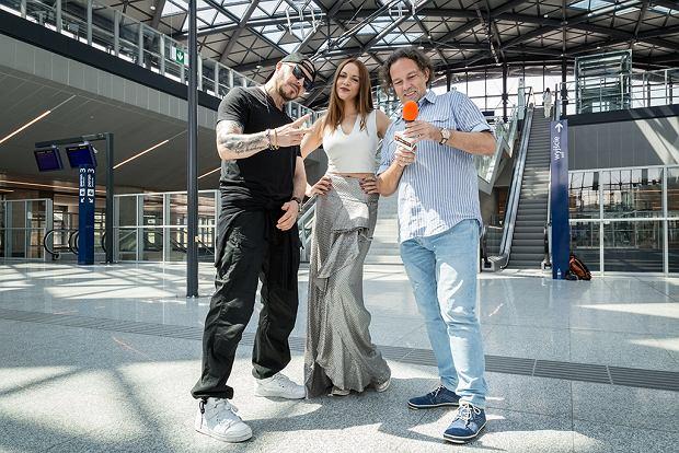Wakacje z gwiazdami w Radiu Złote Przeboje. Dworzec Łódź Fabryczna - to tutaj 11 lat temu przyjechała Dominika Gawęda, żeby wziąć udział w castingu na wokalistkę Blue Cafe.