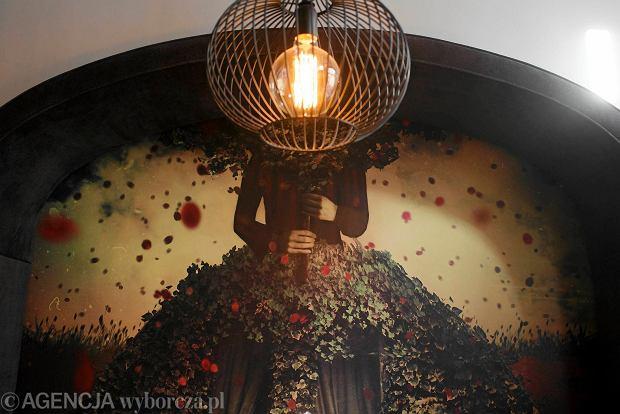 11.05.2015 Gdansk . Anima Cafe .  fot. Lukasz Glowala / Agencja Gazeta